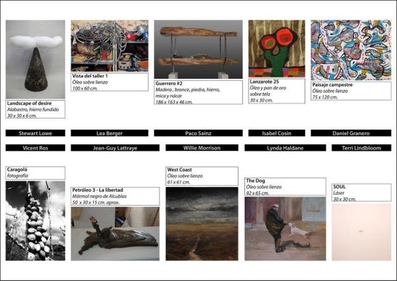 WEB 20130330 Xª EXPO ARTE en AHILLAS, PAG 02 y 03