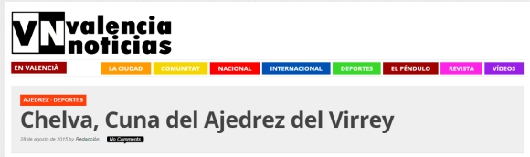 20150828 VALENCIA NOTICIAS AJEDREZ CHELVA LFT