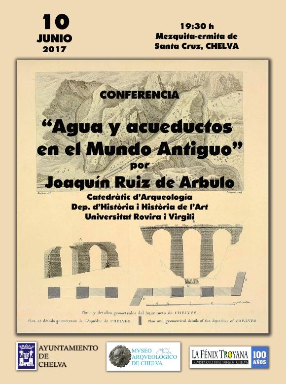 20170610 conferencia RUIZ DE ARBULO