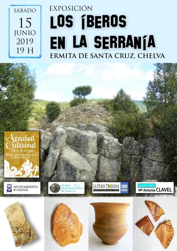 CARTEL IBEROS EN LA SERRANIA V6 WEB